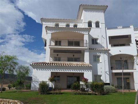 2 bedroom Apartment For Sale: 1st Floor, Phase 4, Hacienda Riquelme Golf Resort, REF – HR139