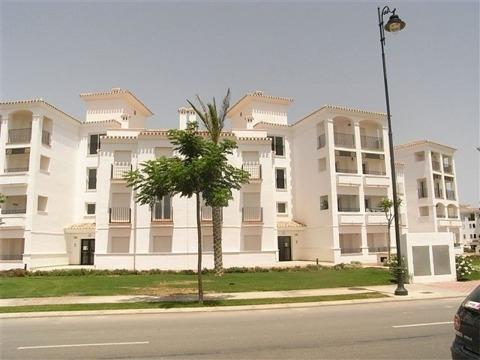2 bedroom Apartment For Sale: 2nd Floor, Phase 1, Hacienda Riquelme Golf Resort, REF – HR133