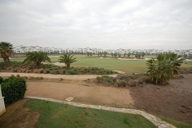 2 bedroom Apartment For Sale: 1st Floor, Phase 1, La Torre Golf Resort, REF – LAF128