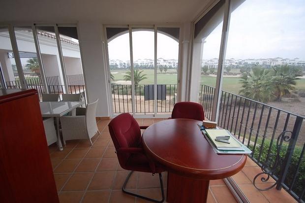 2 bedroom Apartment For Sale: 1st Floor, Phase 1, La Torre Golf Resort, REF – LAF128