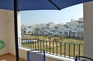 2 bedroom Apartment For Sale: 2nd Floor, Phase 9, La Torre Golf Resort, REF – LAS43