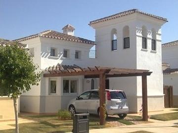 2 bedroom Villa For Sale: Villa Sabina, Phase 5B, La Torre Golf Resort, REF – LV43