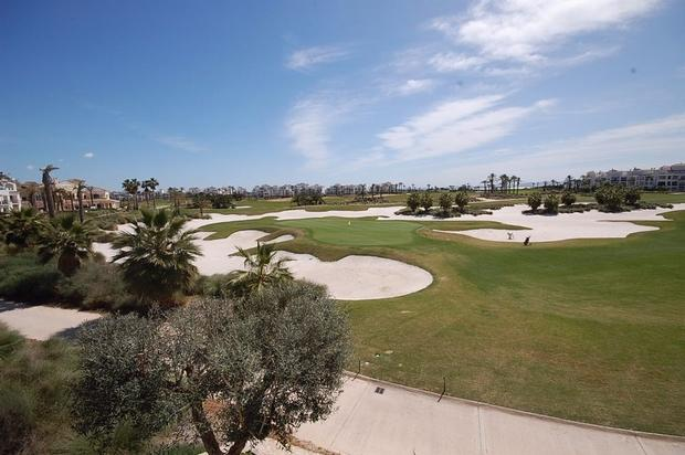 2 bedroom Apartment For Sale: 1st Floor, Phase 6, La Torre Golf Resort, REF – LAF113