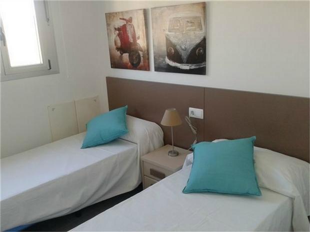 2 bedroom Apartment For Sale: Groundfloor Bungalow Apartment, Lo Pagan, San Javier, REF – SJ06