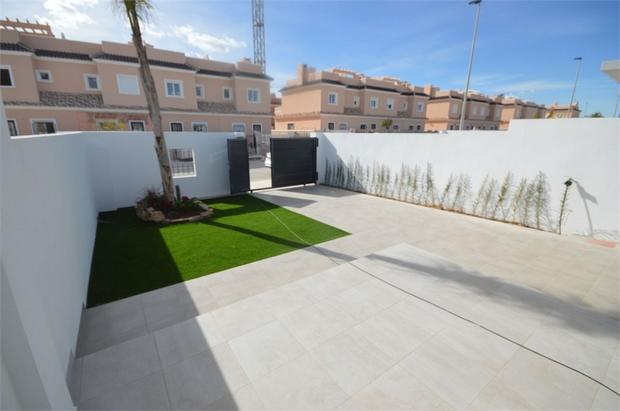 3 bedroom Villa For Sale: Villa, Phase 1, Torre De La Horadada, REF – TDH14