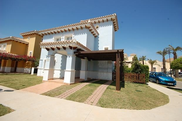 3 bedroom Villa For Sale: Villa Baron, Phase 3, Mar Menor Golf Resort, REF – MVB140