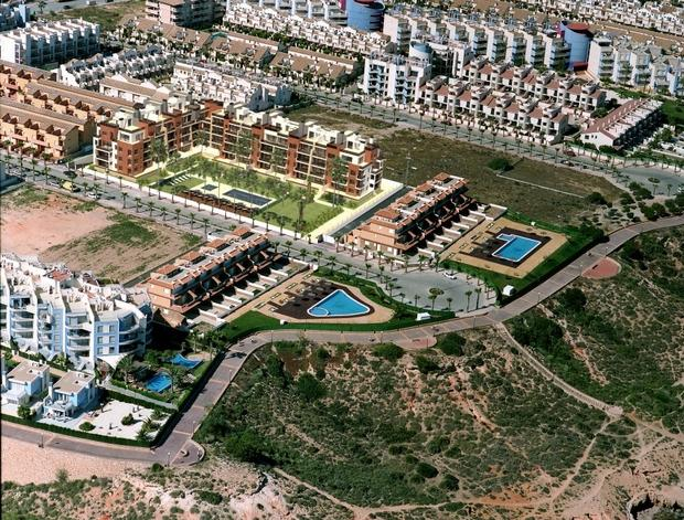 2 bedroom Apartment For Sale: 2 & 3 Bedroom Apartments, Phase 1, Villamartin, REF – VM04