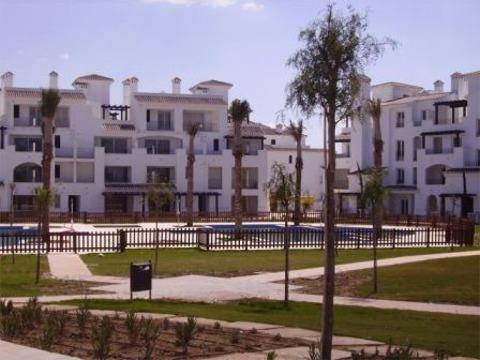 2 bedroom Apartment For Sale: 1st Floor, Phase 9, La Torre Golf Resort, REF – LAF12