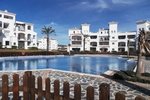 2 bedroom Apartment For Sale: 2nd Floor, Phase 2, Hacienda Riquelme Golf Resort, REF – HR127