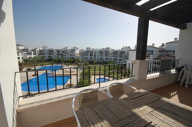2 bedroom Penthouse For Sale: Penthouse, Phase 7, La Torre Golf Resort, REF – LAP09