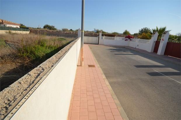 Villa For Sale: Plot, Agua Y Sol, Valle Del Sol, REF – VDS04