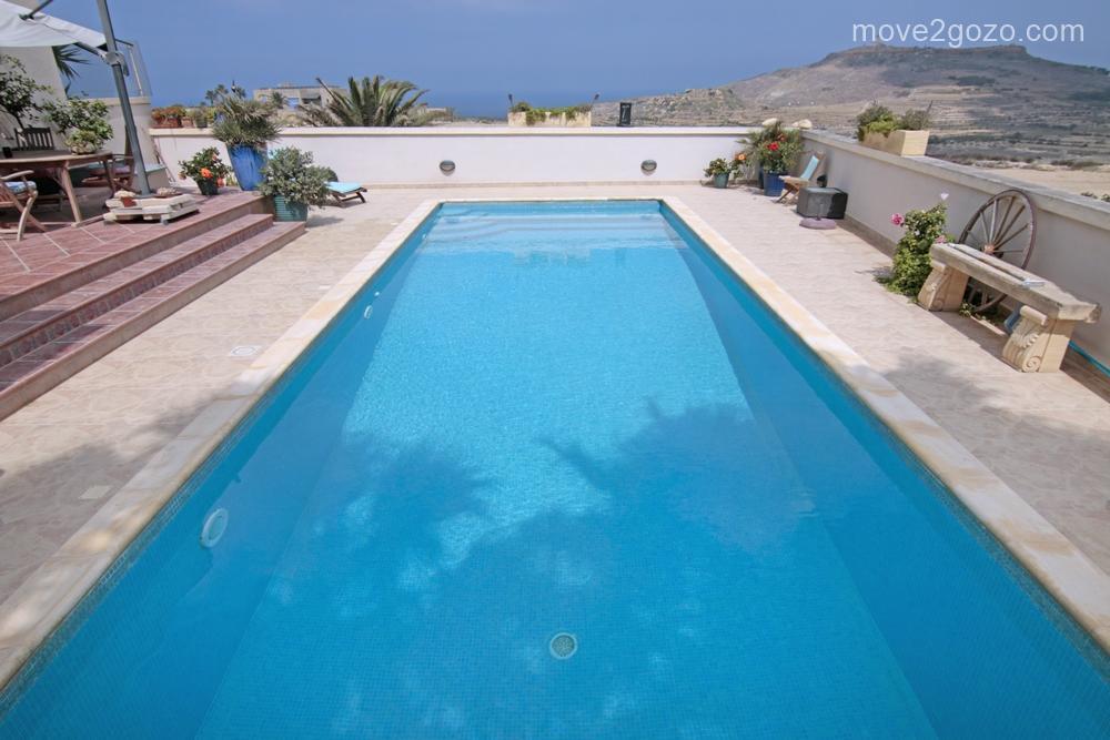 Semi-detached Villa in Gozo