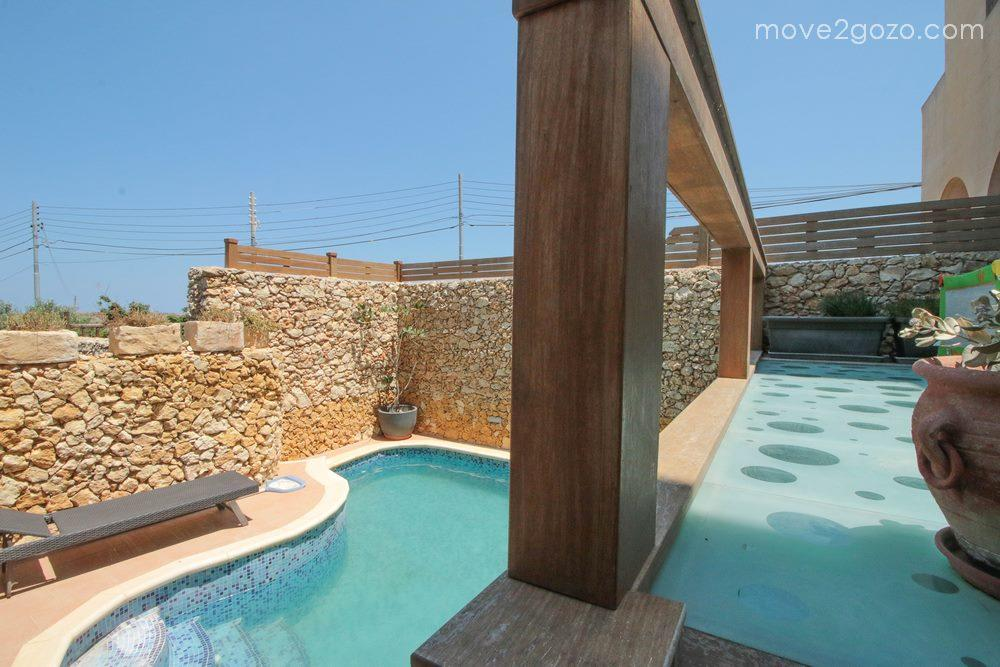 5 bed Village House in Gozo