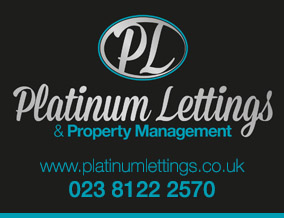 Get brand editions for Platinum Lettings and Property Management, Southampton