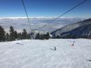 Ski area above bansk