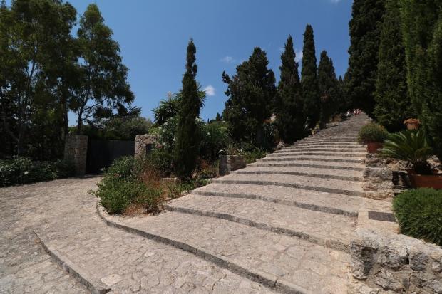 Calvario steps 2
