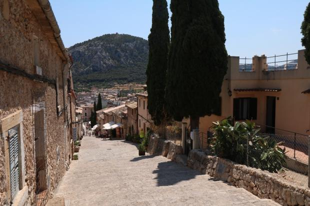 Calvario steps 1
