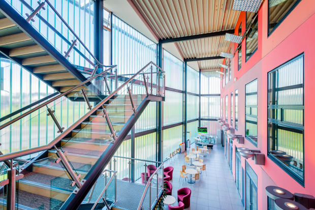 SIF Atrium/Cafe