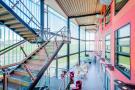 Atrium/On-site cafe