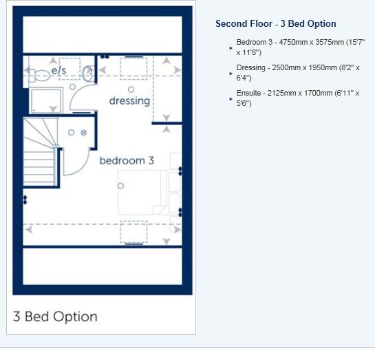 Second Floor option1