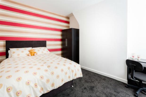 8 Romney Bedroom