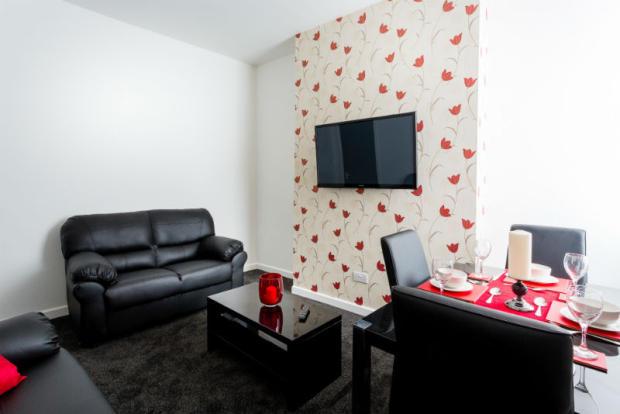 8 Romney Living Room