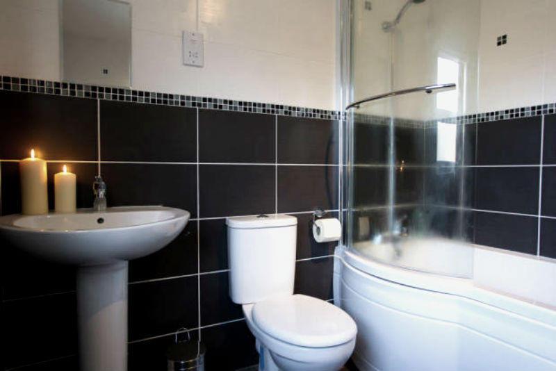 Student house Liverpool Bathroom