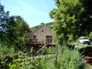 Barn Conversion in Rhone Alps, Ard�che, Mars