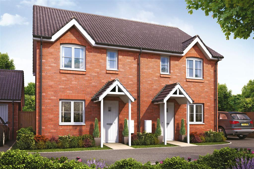 Artists impression of a typical Earlswood home