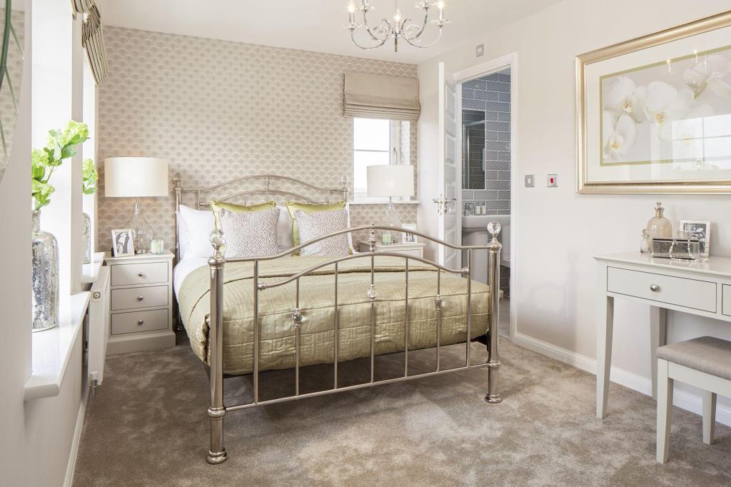 York master bedroom