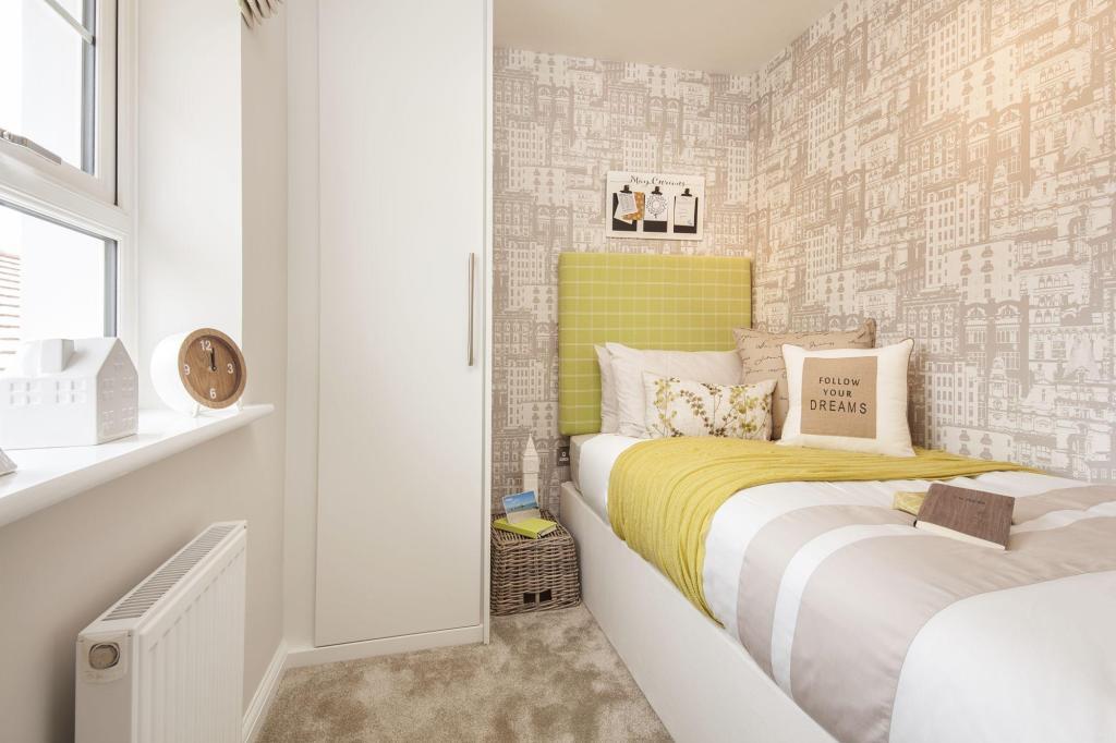 York single bedroom