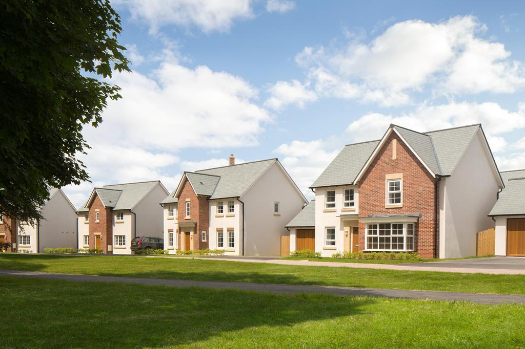 New homes in North Devon