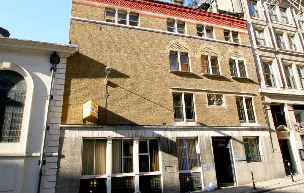 Office to rent in 6/7 St Mary At Hill City EC3R 8EE EC3R - Cannon House Office Building Floor Plan