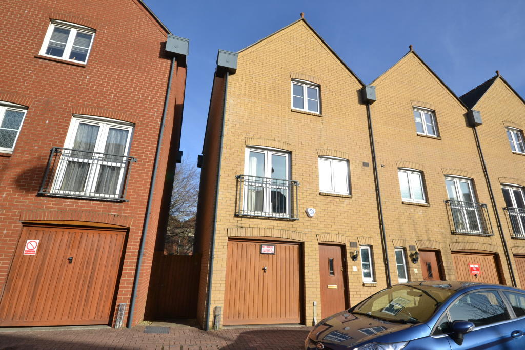 3 bedroom house for sale in harrowby street cardiff bay
