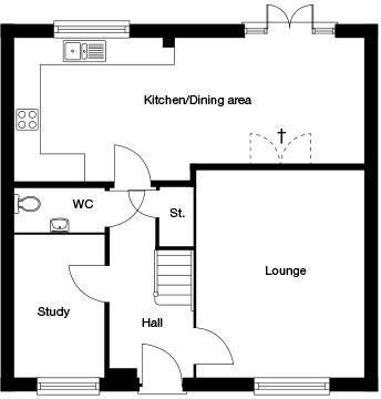 2D-Floorplan-The-Shelford-PA48-GF-Millers-Reach