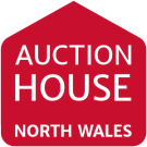 Auction House, North Wales  logo