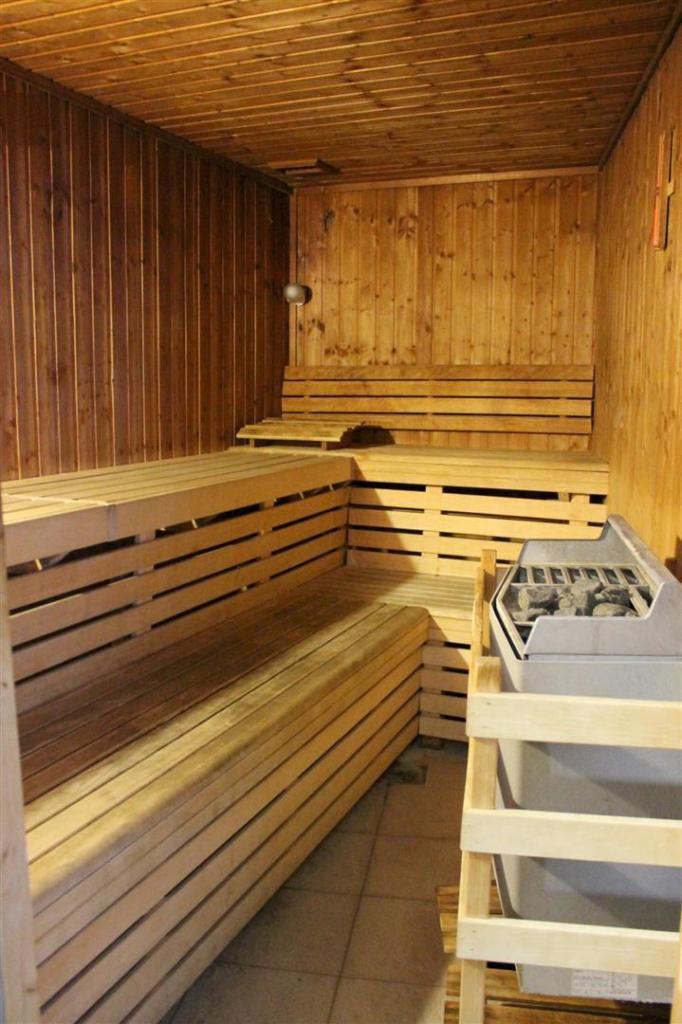 Centrium Sauna