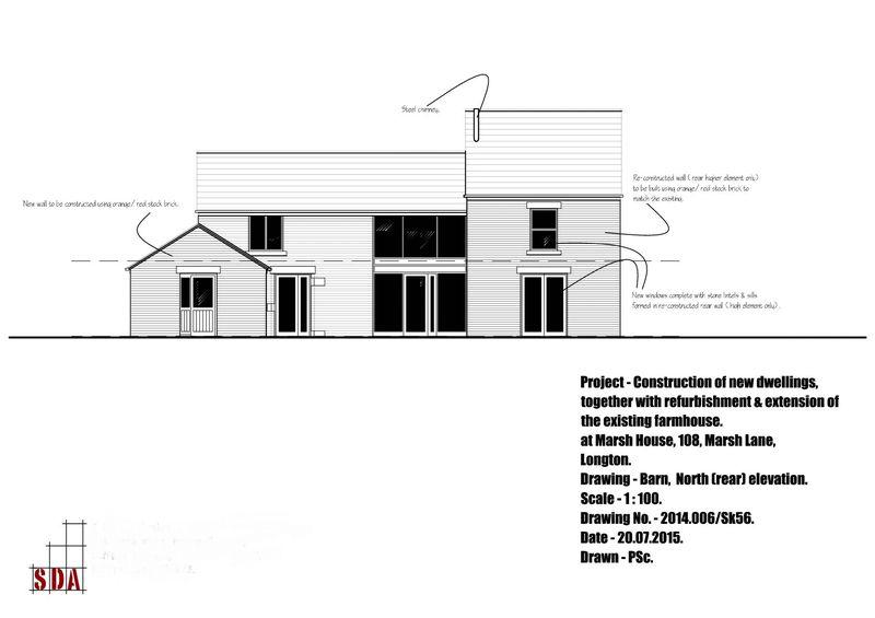 Rear Elevation...