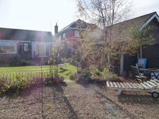 Back garden st...