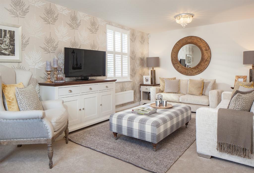 The Hadley Living room