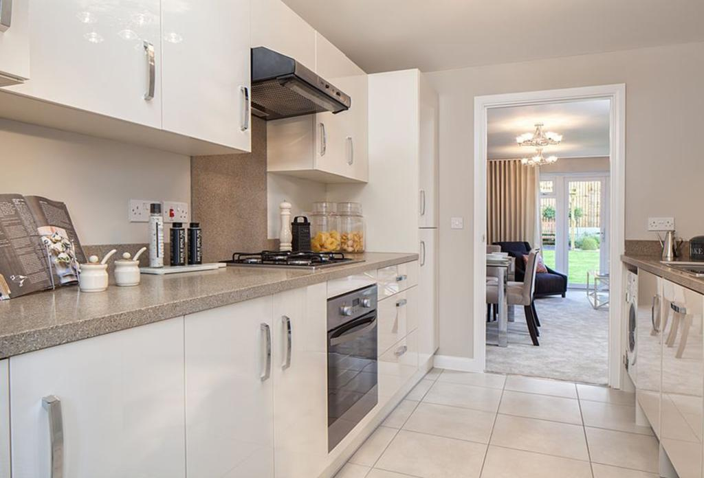 The Oakfield kitchen