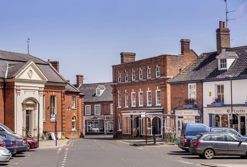 Aylsham local area