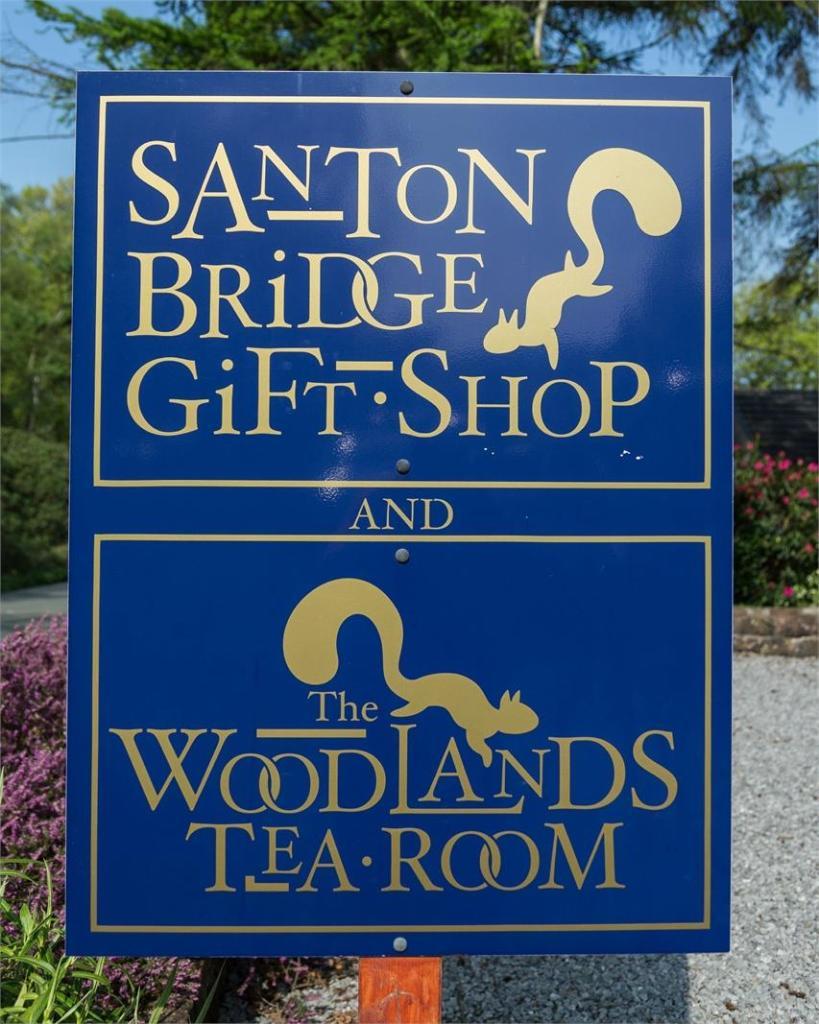 Tea Rooms Santon Bridge