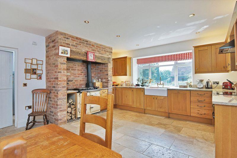 Kitchen with L...