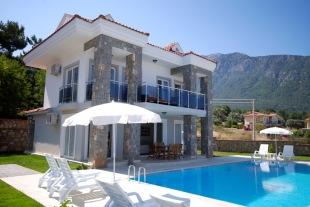 3 bedroom Villa in Mugla, Oludeniz, Ovacik