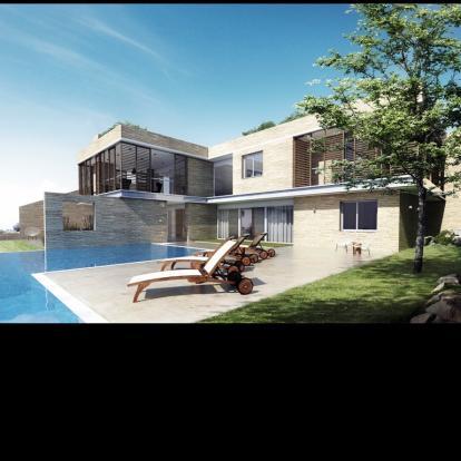 Type C1 Villa