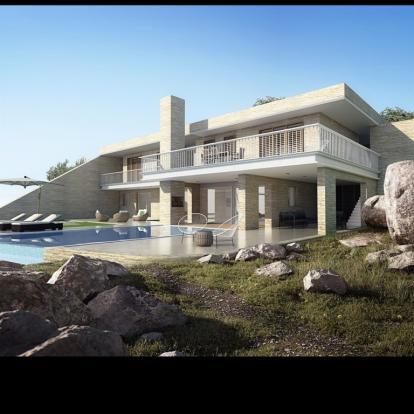 Type D1 Villa