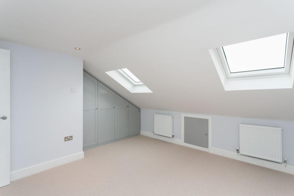 Double front bedroom