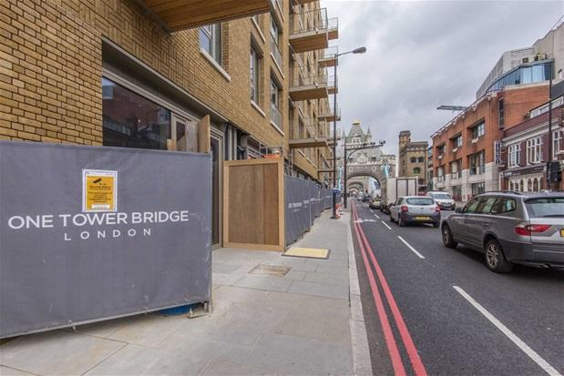 3 Bedroom Flat For Sale In One Tower Bridge Tudor House London Bridge SE1