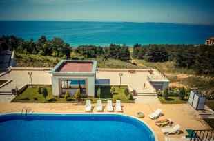 1 bed new Studio flat for sale in Burgas, Sveti Vlas